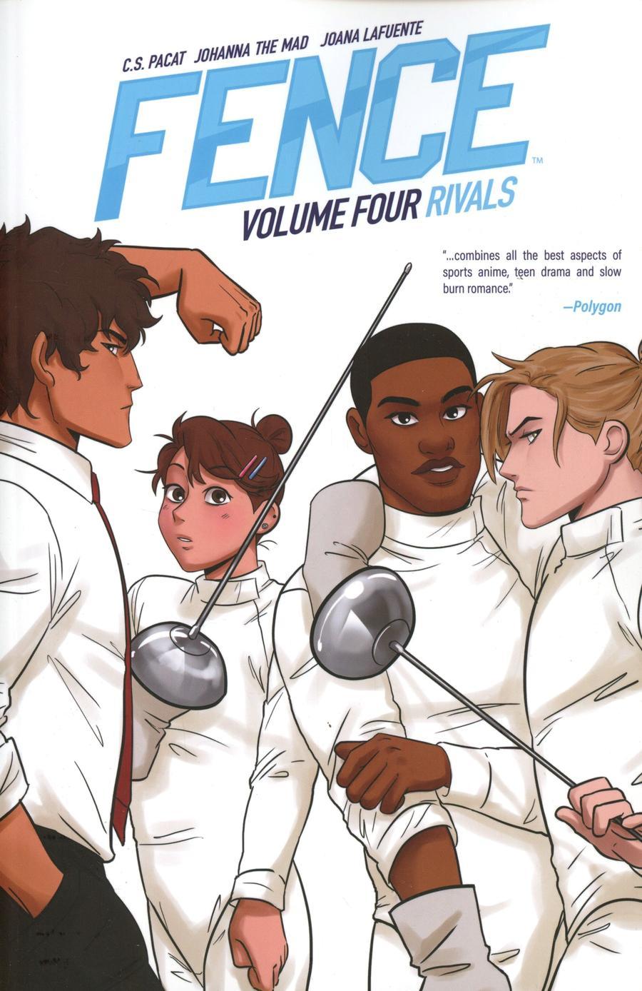 Fence Rivals Original Graphic Novel TP
