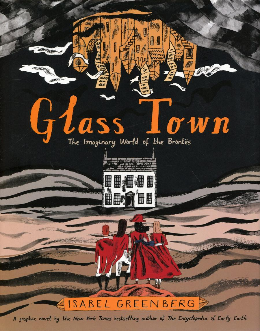 Glass Town Imaginary World Of Brontes HC