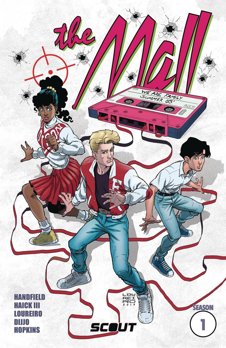 Mall TP (Scout Comics)