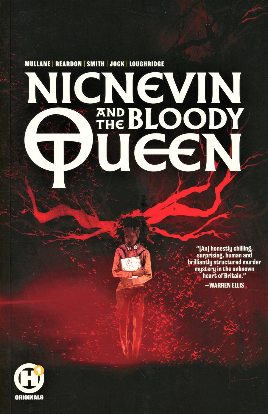 Nicnevin And The Bloody Queen GN