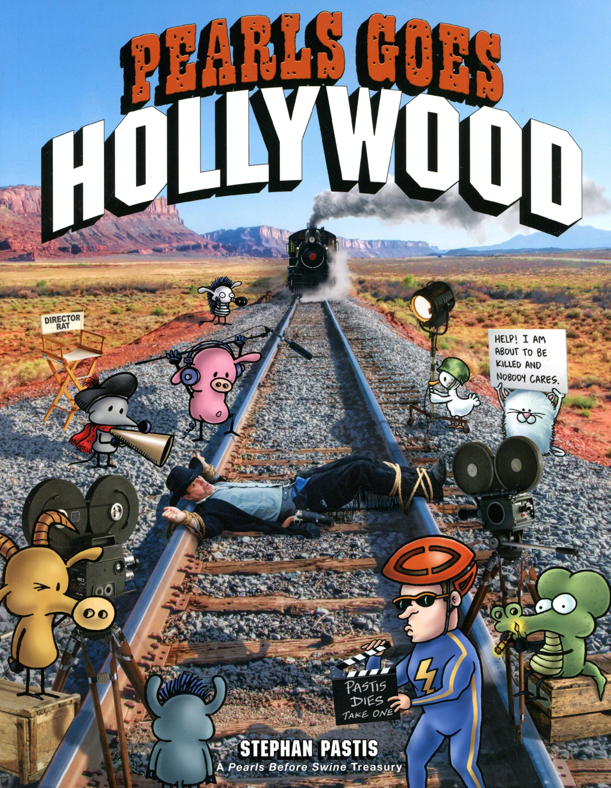 Pearls Before Swine Pearls Go Hollywood TP