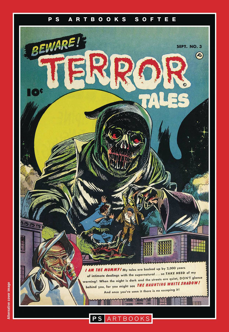 PS Artbooks Beware Terror Tales Softee Vol 1 TP