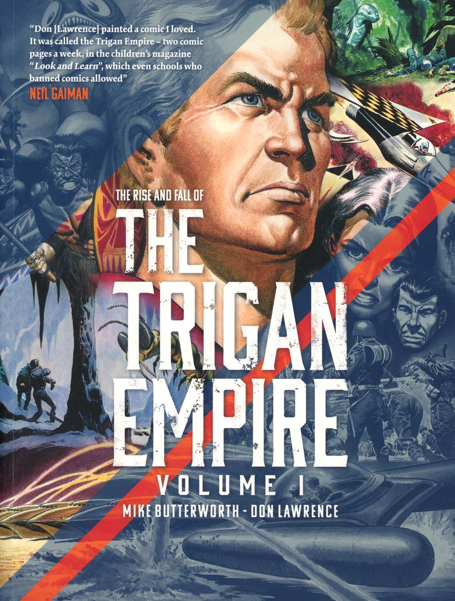 Rise And Fall Of The Trigan Empire Vol 1 TP
