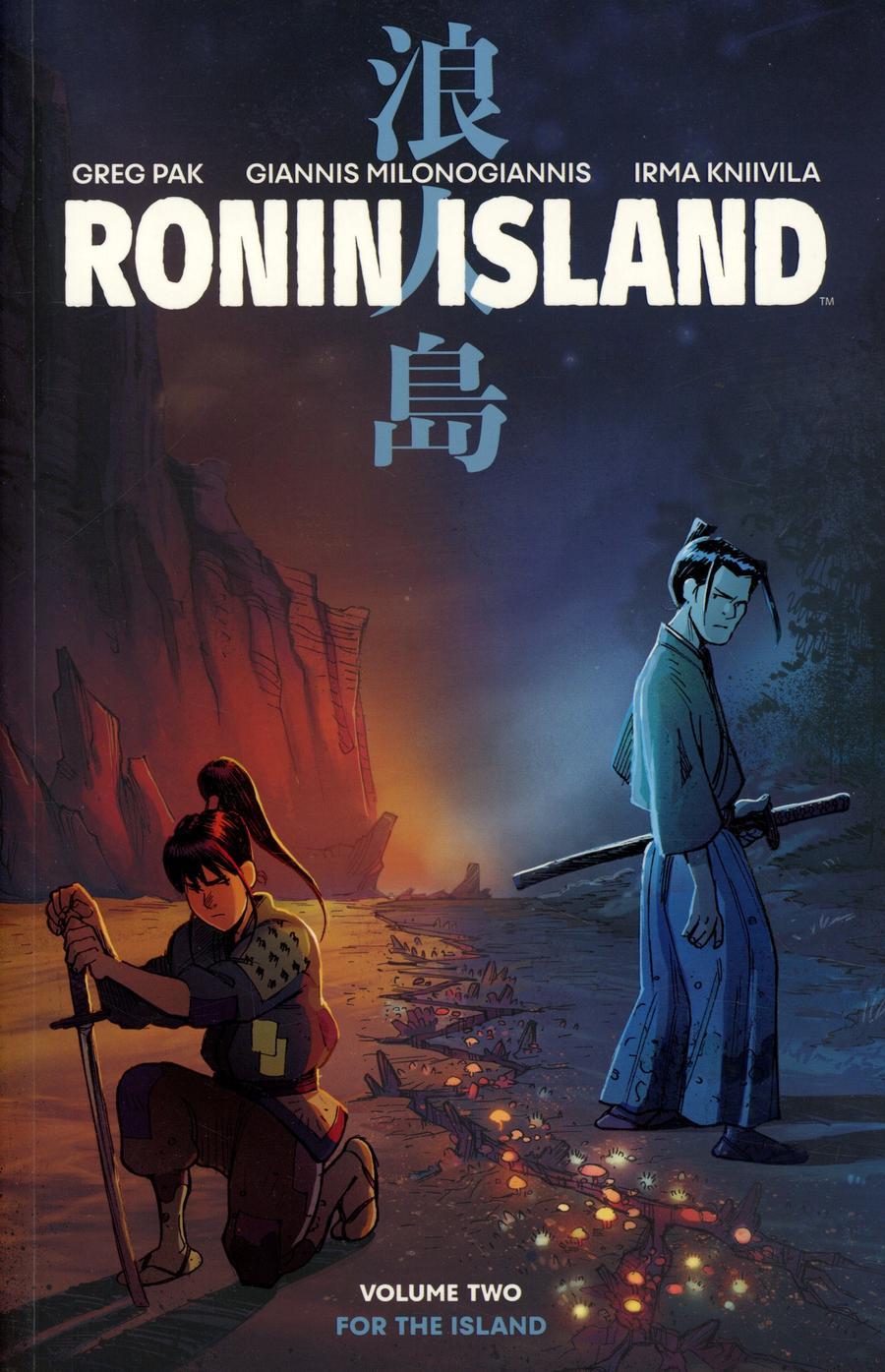 Ronin Island Vol 2 TP