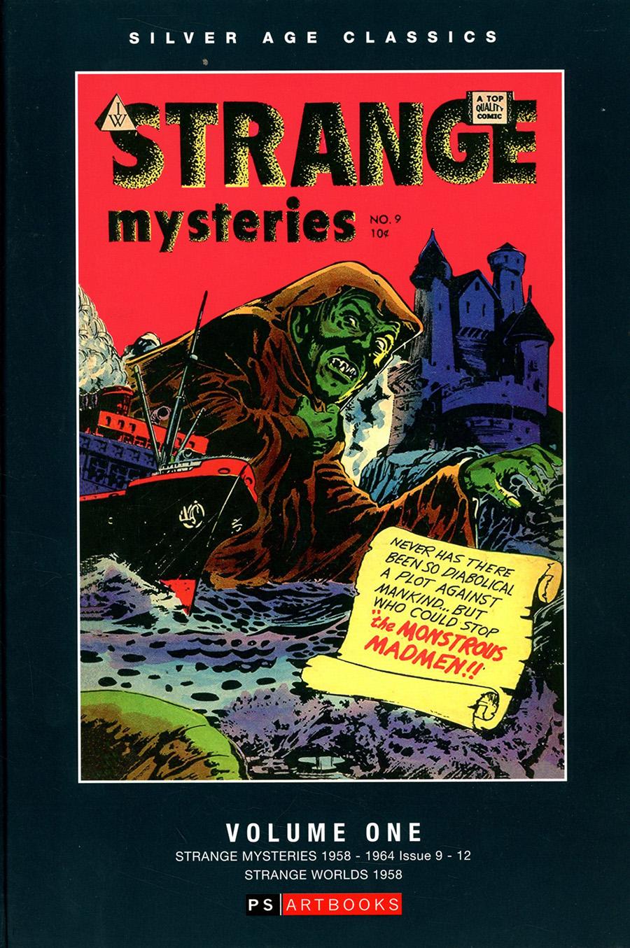 Silver Age Classics Strange Mysteries Vol 1 HC