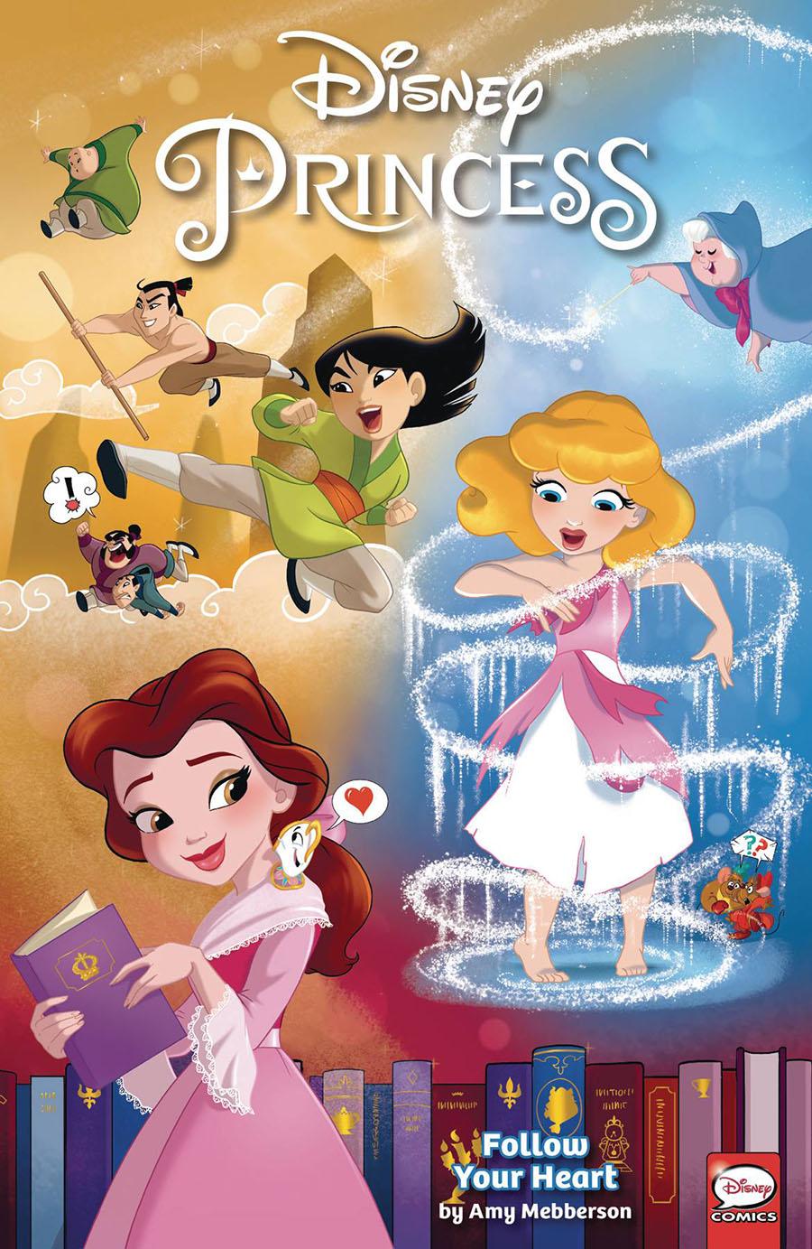 Disney Princess Follow Your Heart TP