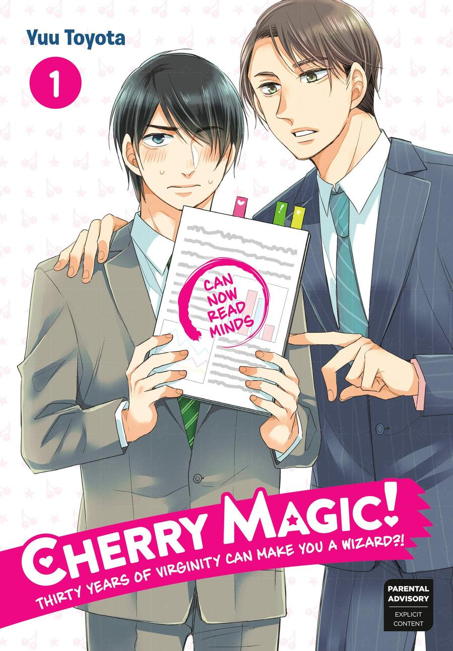 Cherry Magic Thirty Years Of Virginity Can Make You A Wizard Vol 1 GN
