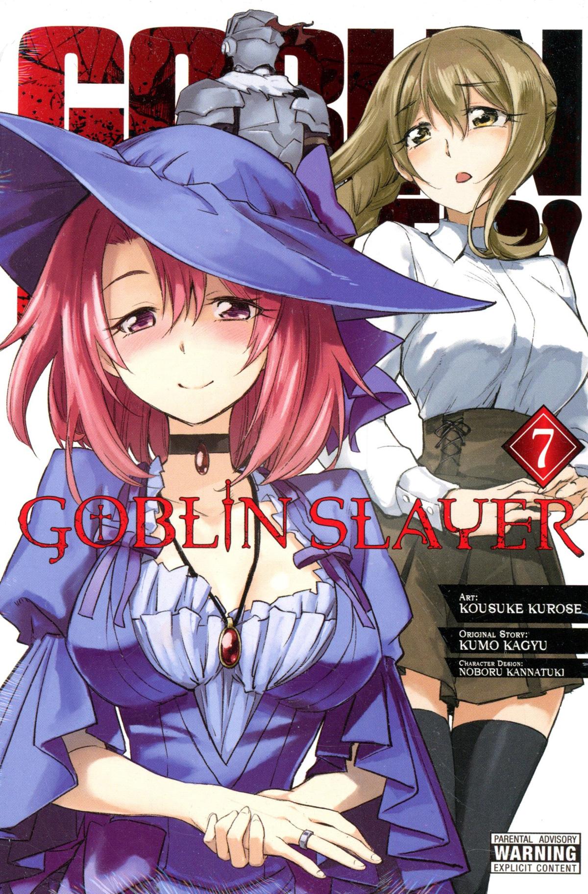 Goblin Slayer Vol 7 GN