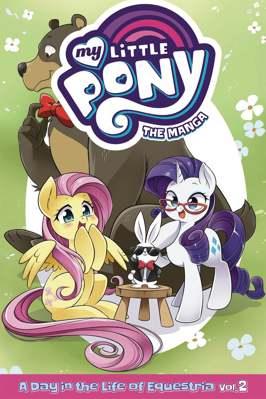 My Little Pony Manga A Day In The Life Of Equestria Vol 2 GN