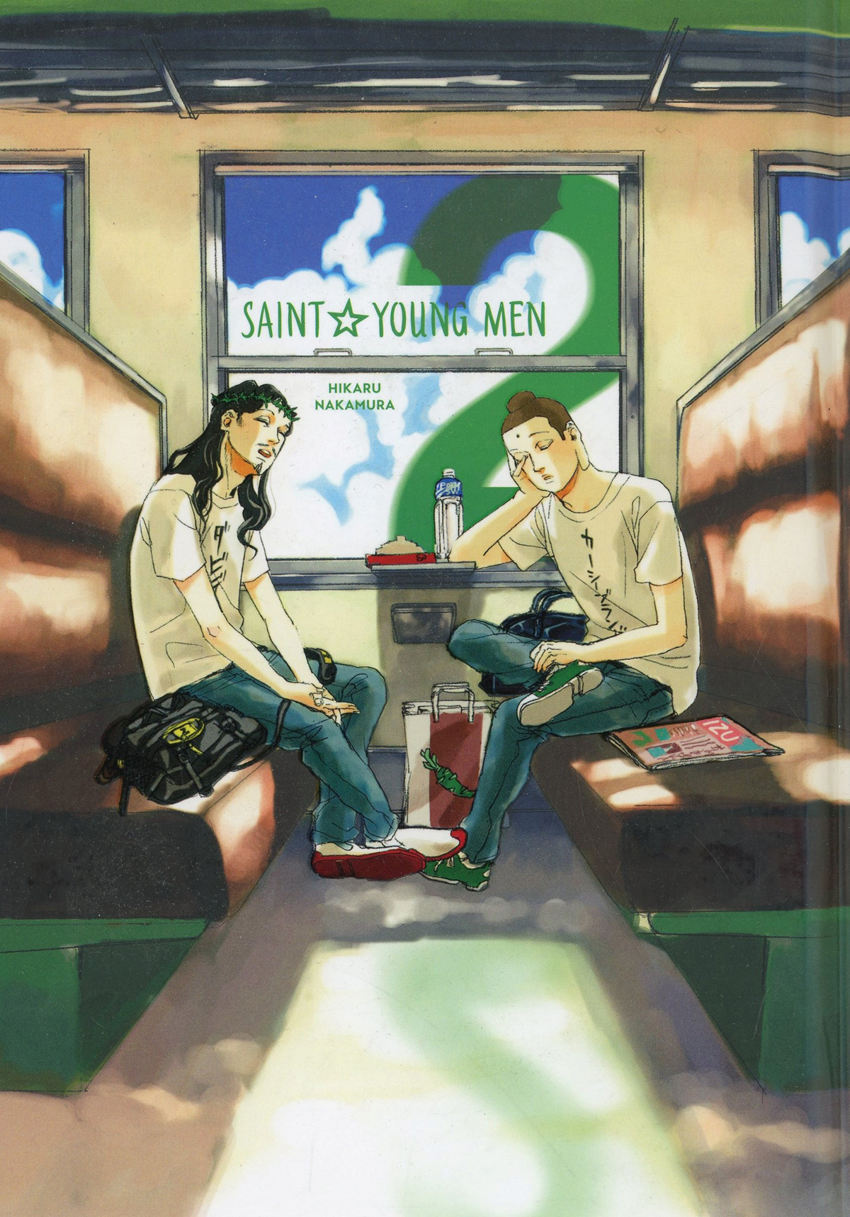 Saint Young Men Vol 2 HC