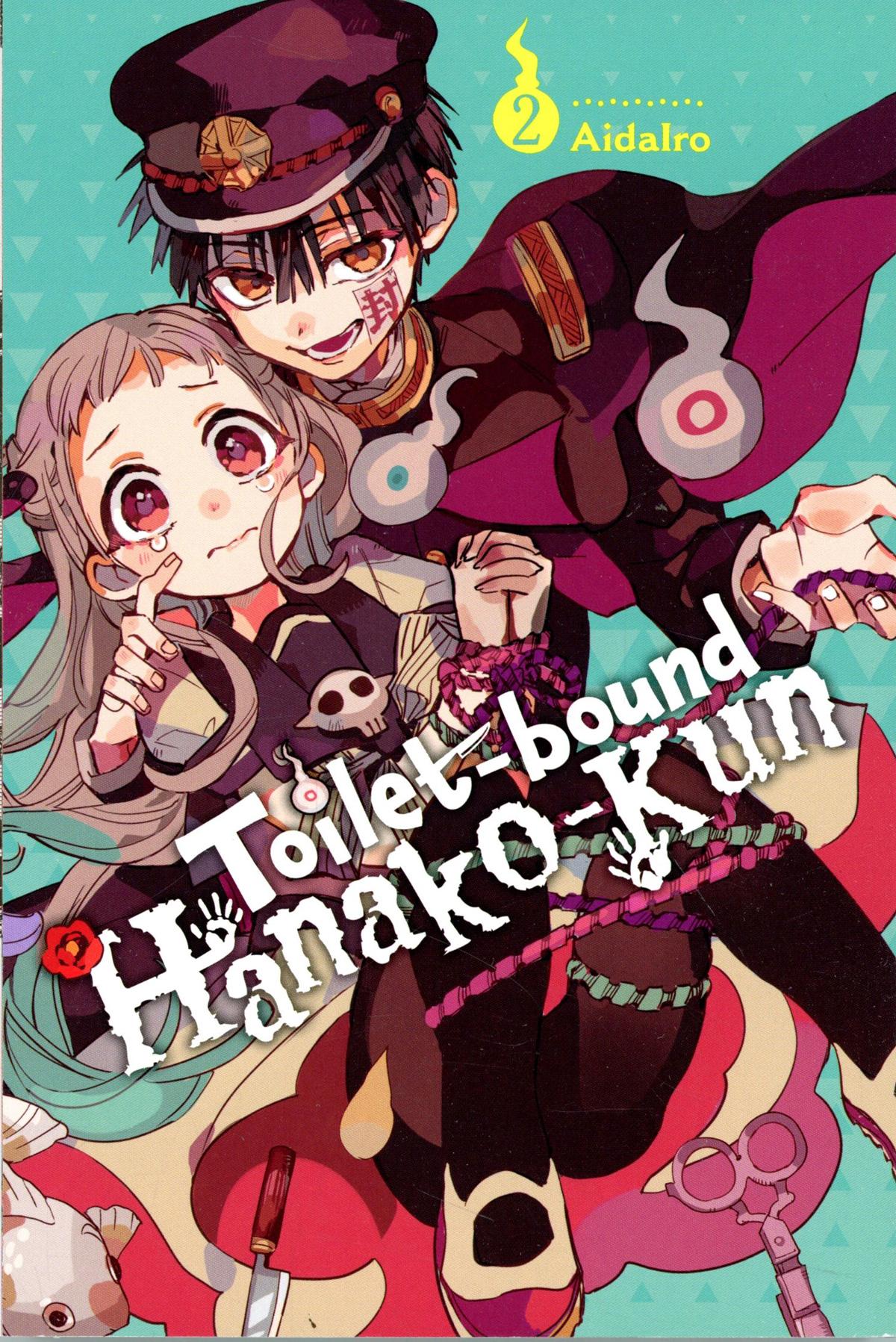 Toilet-Bound Hanako-Kun Vol 2 GN