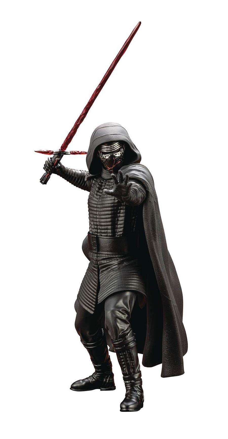 Star Wars Kylo Ren ARTFX Plus Statue
