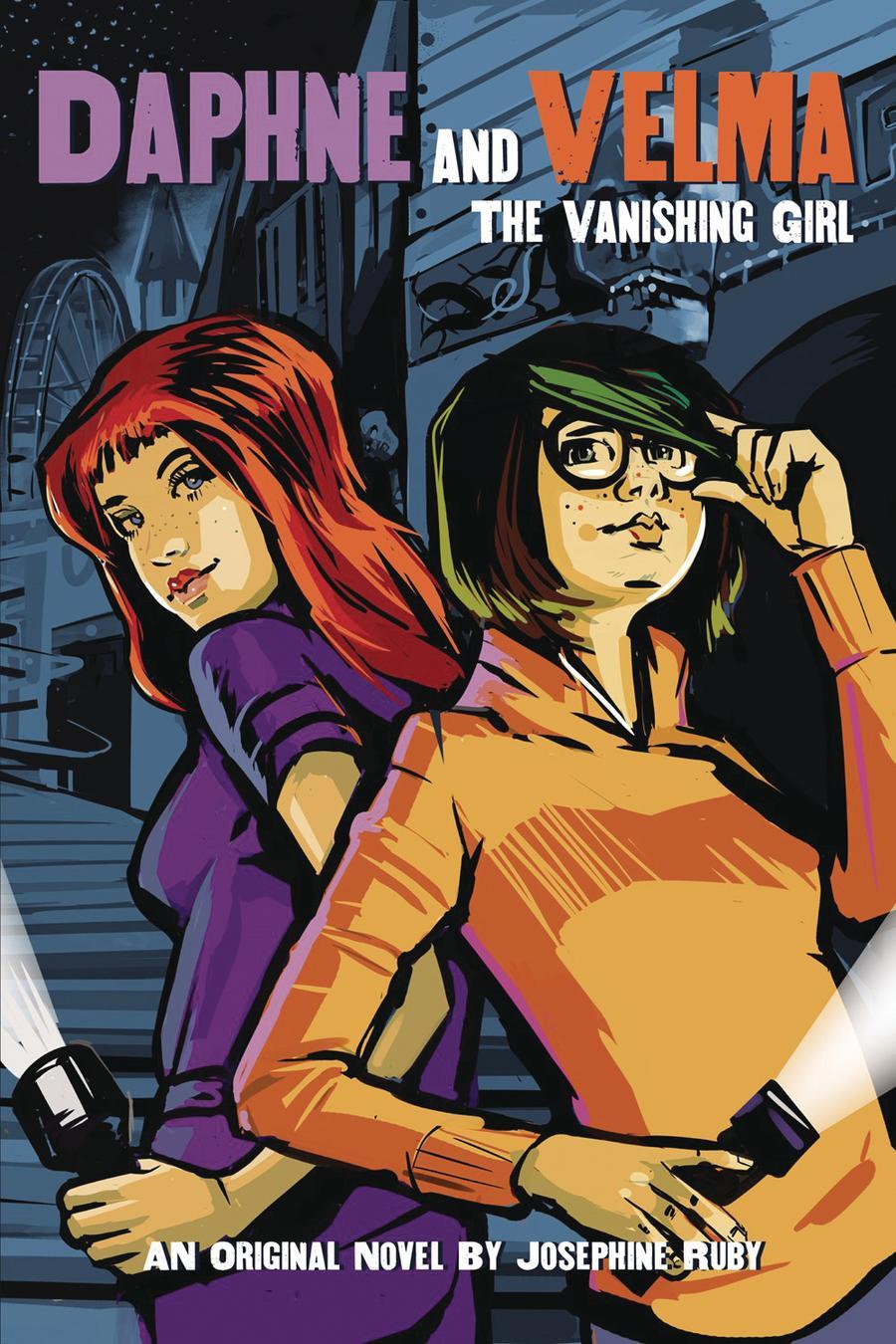 Daphne And Velma Novel Book 1 Vanishing Girl SC