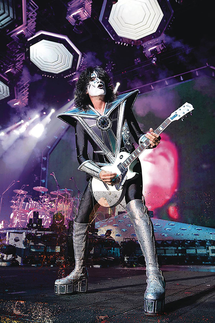KISS Zombies #5 Cover G Incentive Photo Virgin Cover