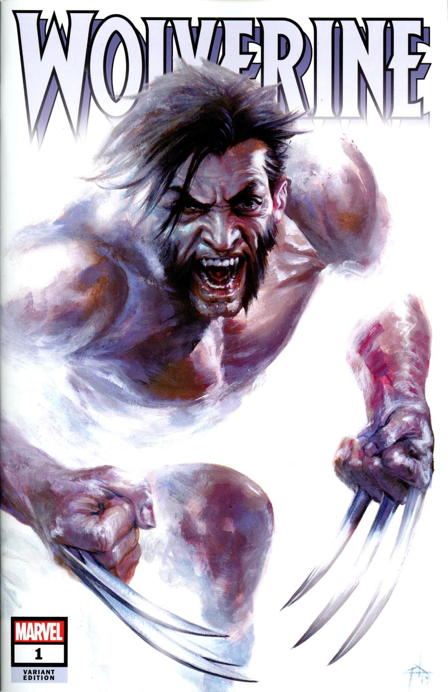 Wolverine Vol 7 #1  Midtown Exclusive Gabriele Dell Otto Variant Cover (Dawn Of X Tie-In)