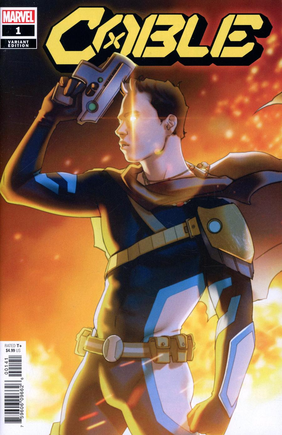 Cable Vol 4 #1 Cover D Incentive W Scott Forbes Variant Cover (Dawn Of X Tie-In)