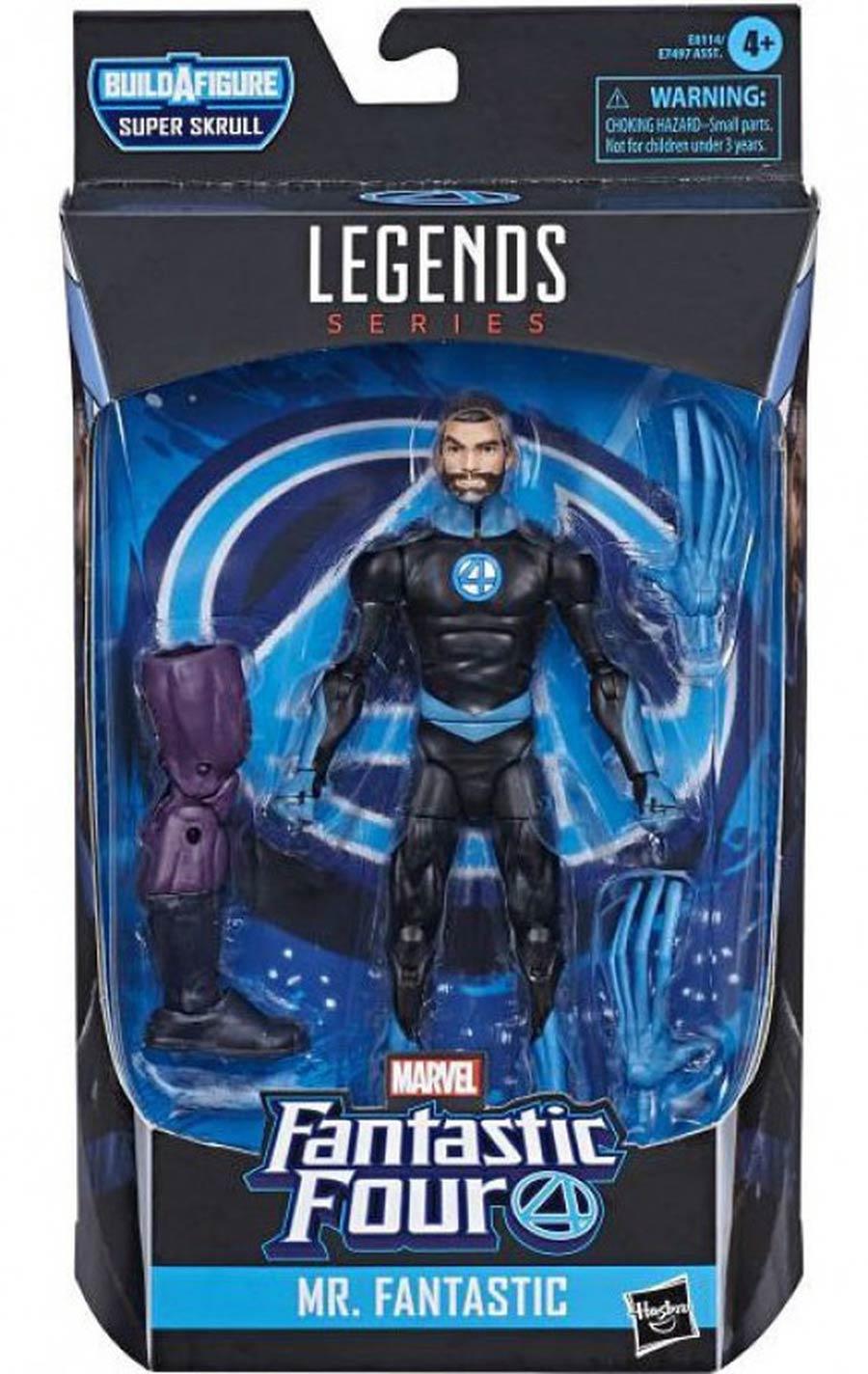 Marvel Fantastic Four Legends 2019 6-inch Action Figure - Mr. Fantastic
