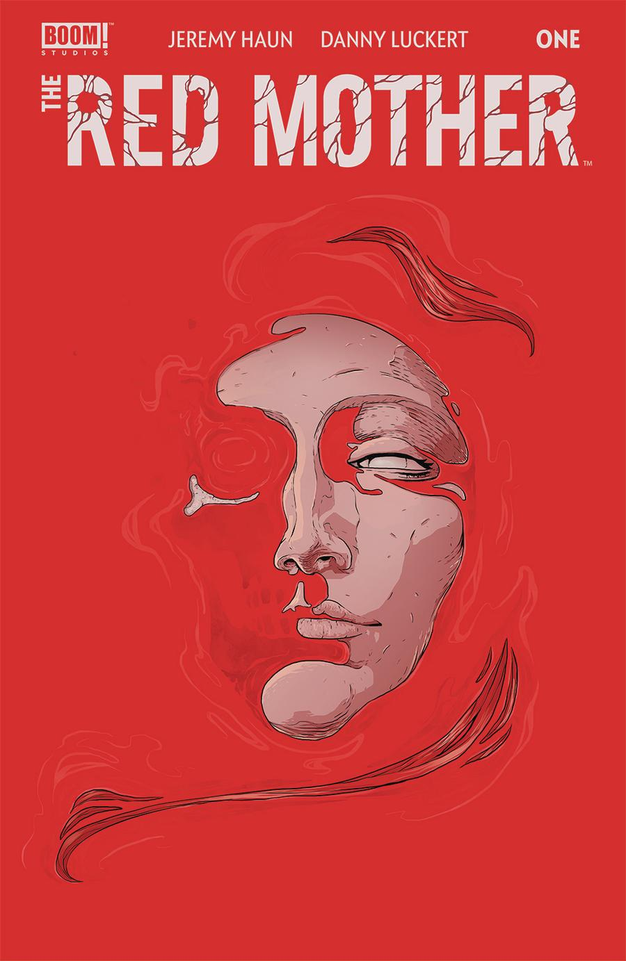 Red Mother #1 Cover F 3rd Ptg Variant Reiko Murakami Cover