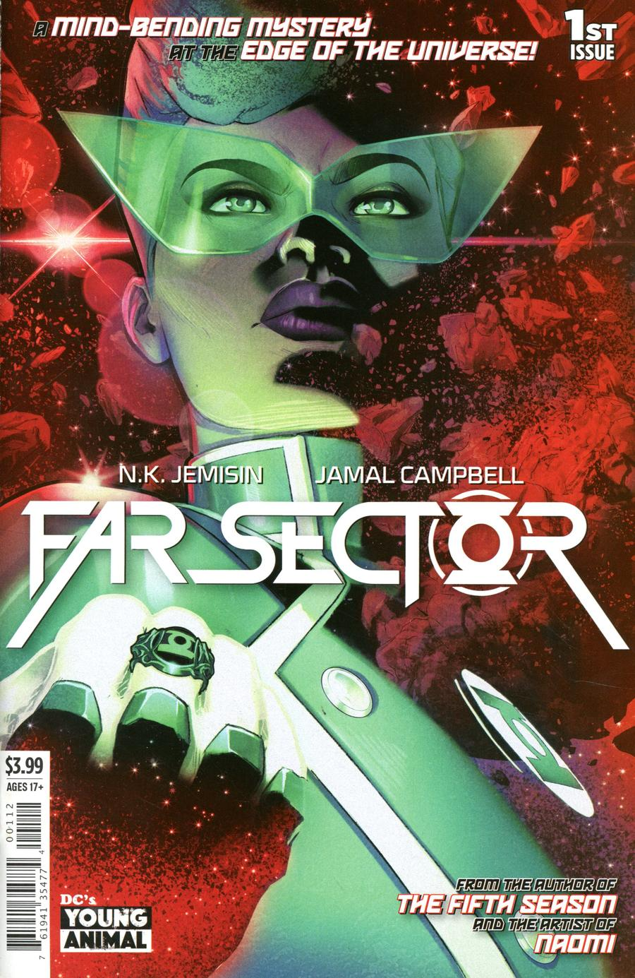 Far Sector #1 Cover D 2nd Ptg