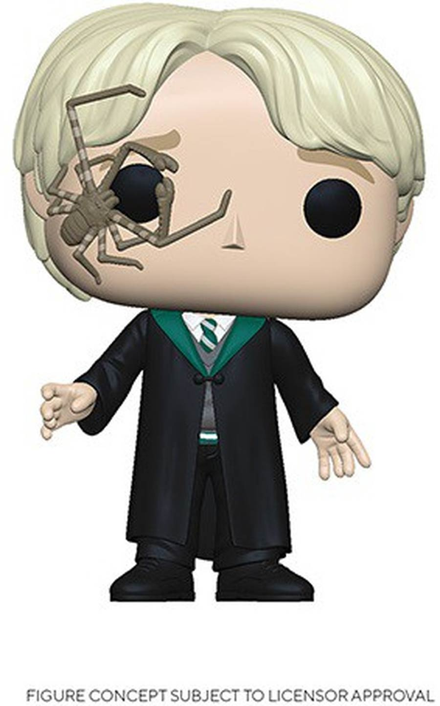 POP Harry Potter Draco Malfoy With Whip Spider Vinyl Figure