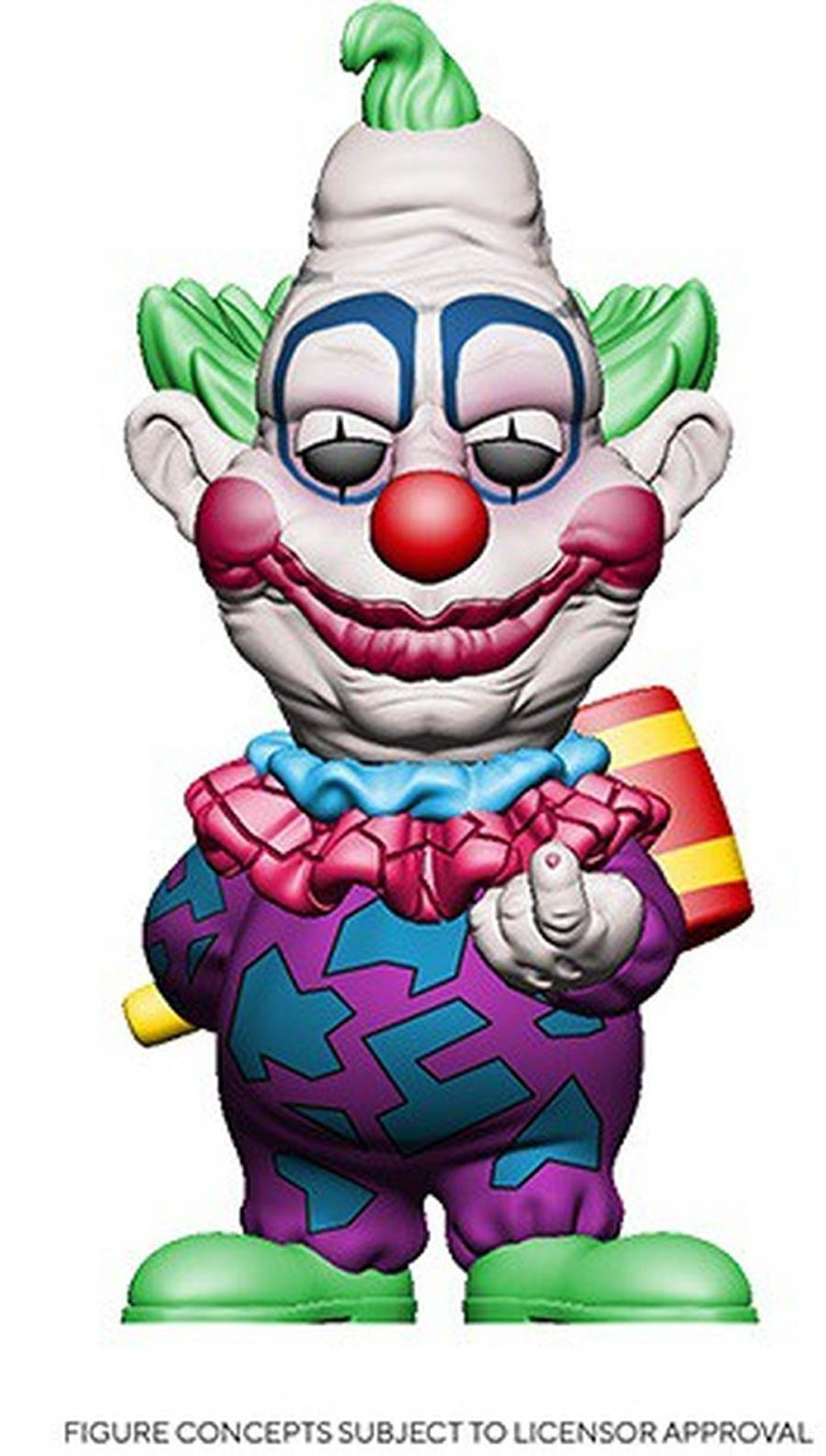 POP Movies Killer Klowns From Outer Space Jumbo Vinyl Figure