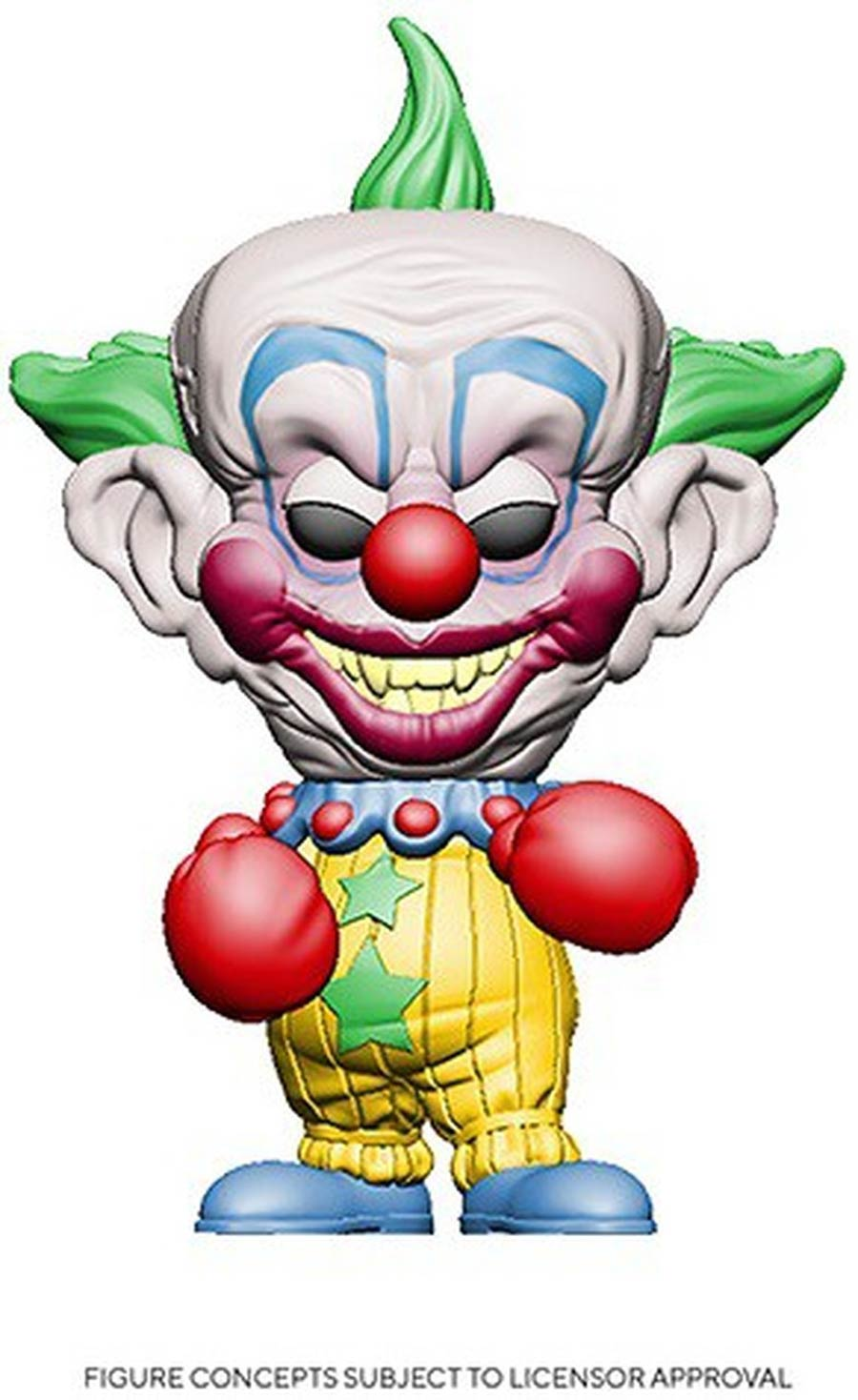 POP Movies Killer Klowns From Outer Space Shorty Vinyl Figure