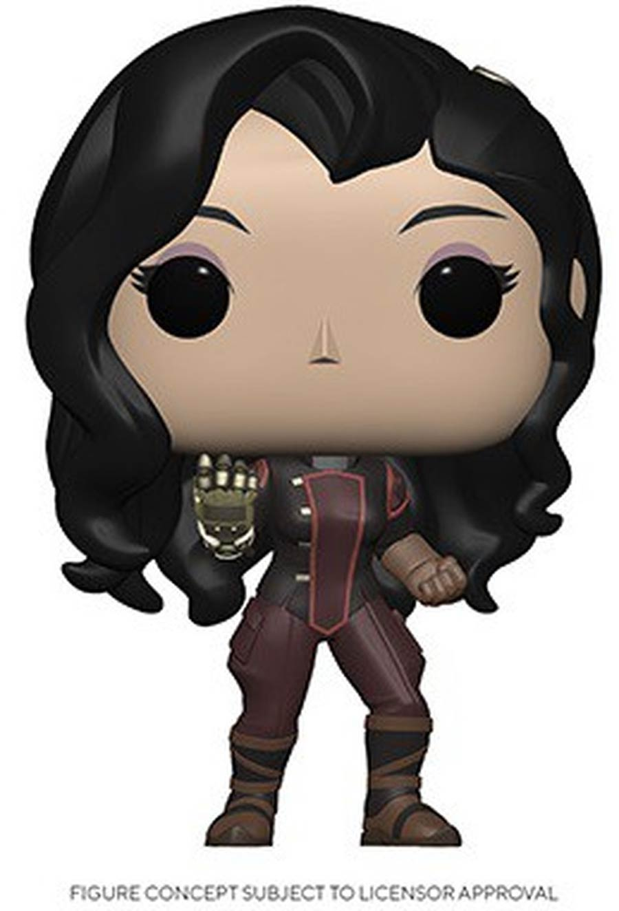 POP Animation Legend Of Korra Asami Sato Vinyl Figure