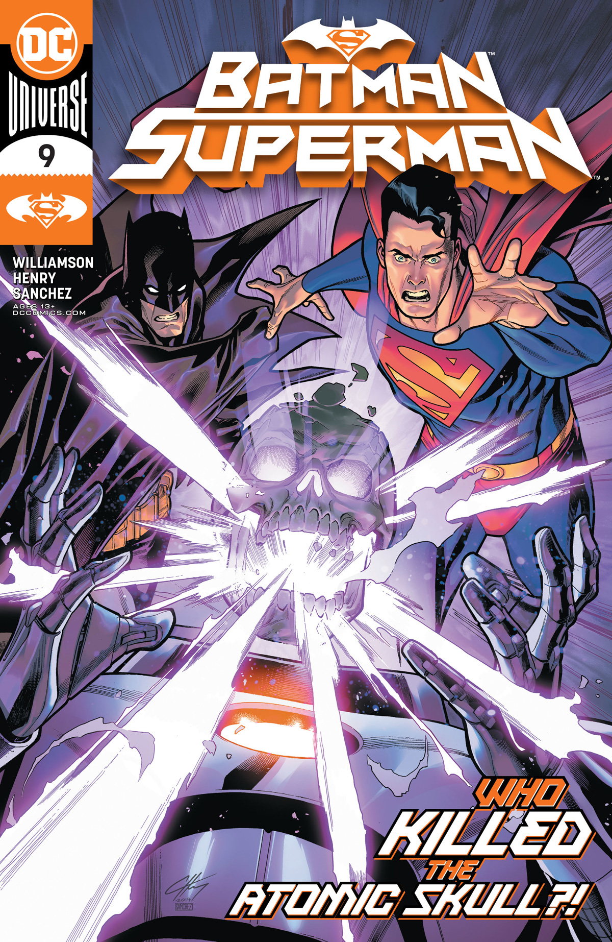 Batman Superman Vol 2 #9 Cover A Regular Clayton Henry Cover