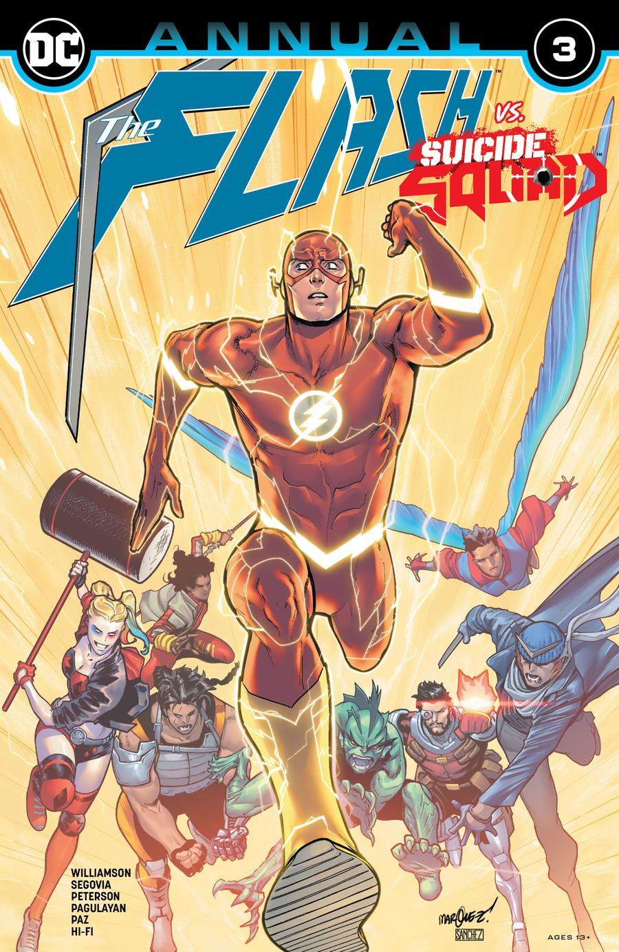 Flash Vol 5 Annual #3