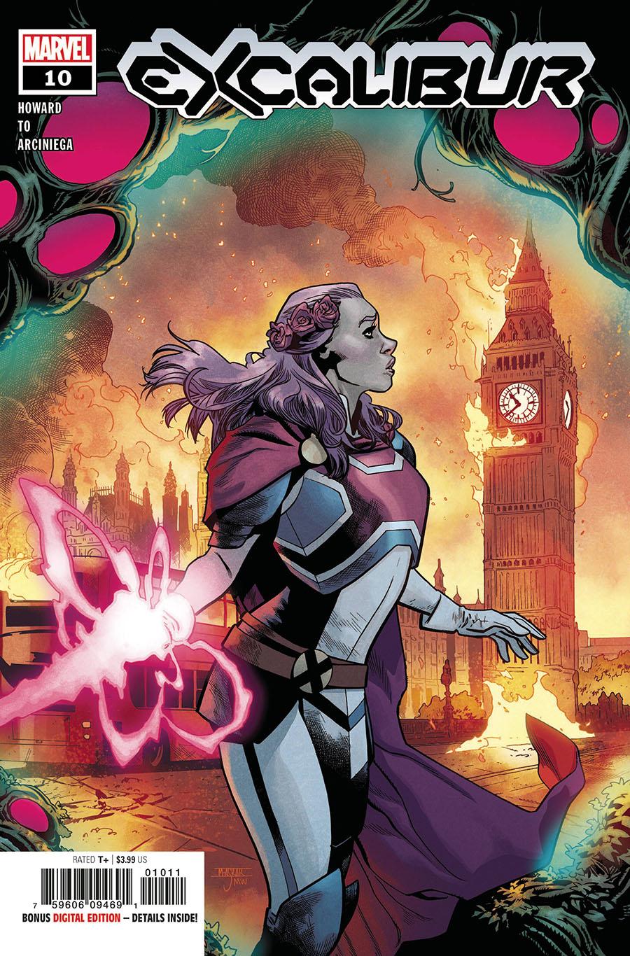 Excalibur Vol 4 #10
