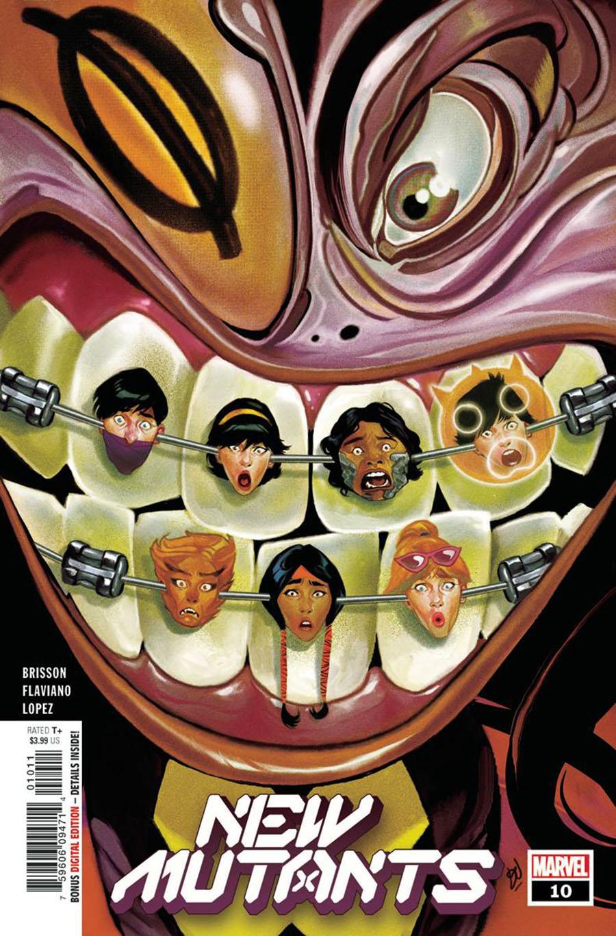 New Mutants Vol 4 #10