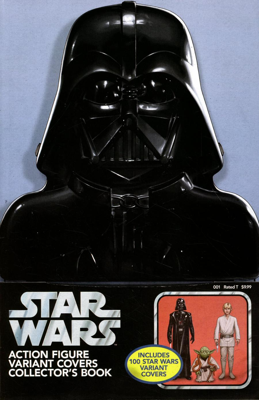 Star Wars Action Figure Variant Covers #1 Cover A Regular John Tyler Christopher Cover