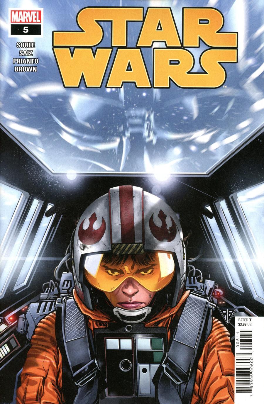 Star Wars Vol 5 #5 Cover A Regular RB Silva Cover