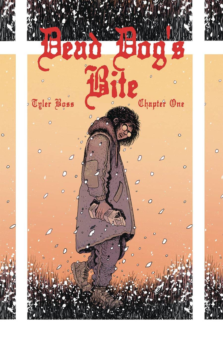Dead Dogs Bite #1 Cover B Variant Ian Bertram Cover
