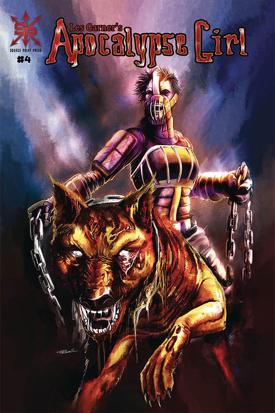 Apocalypse Girl (Source Point Press) #4
