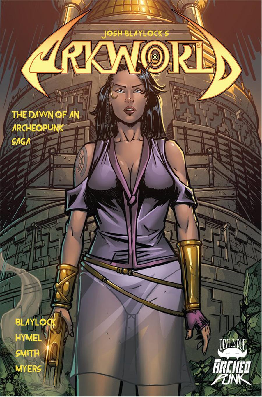 Arkworld #1 Cover A Regular Daniel Leister Cover