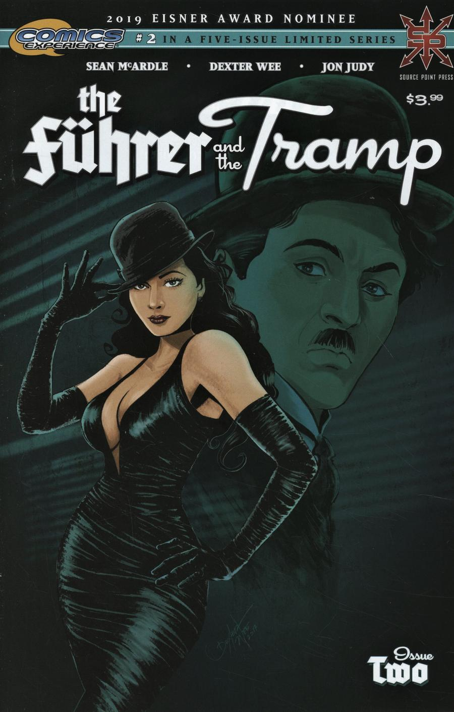 Fuhrer And The Tramp #2