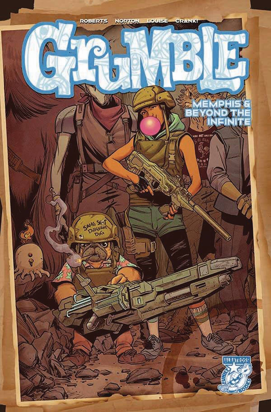 Grumble Memphis And Beyond The Infinite #2
