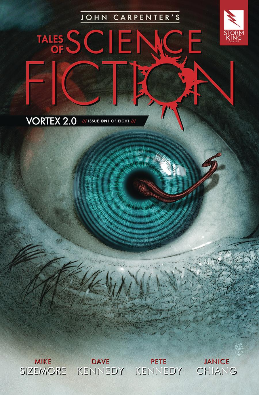 John Carpenters Tales Of Science Fiction Vortex 2.0 #1
