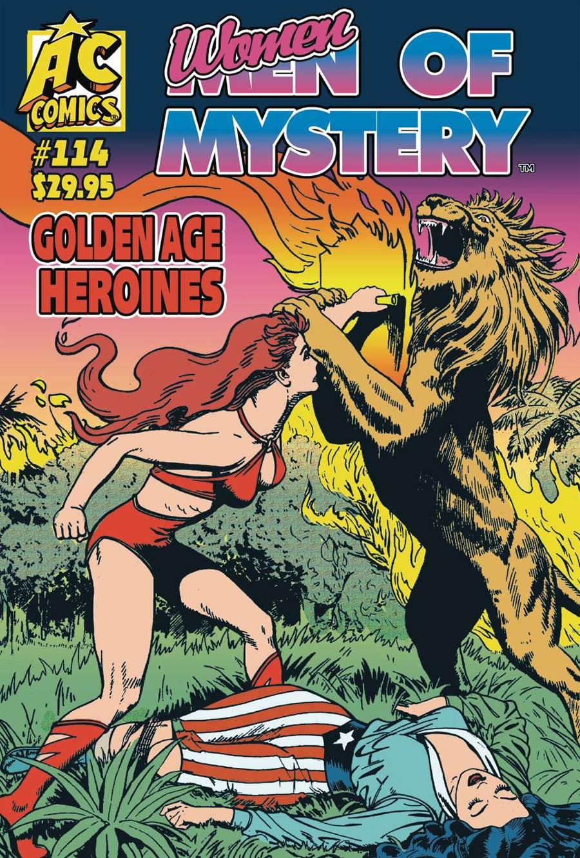 Men Of Mystery #114