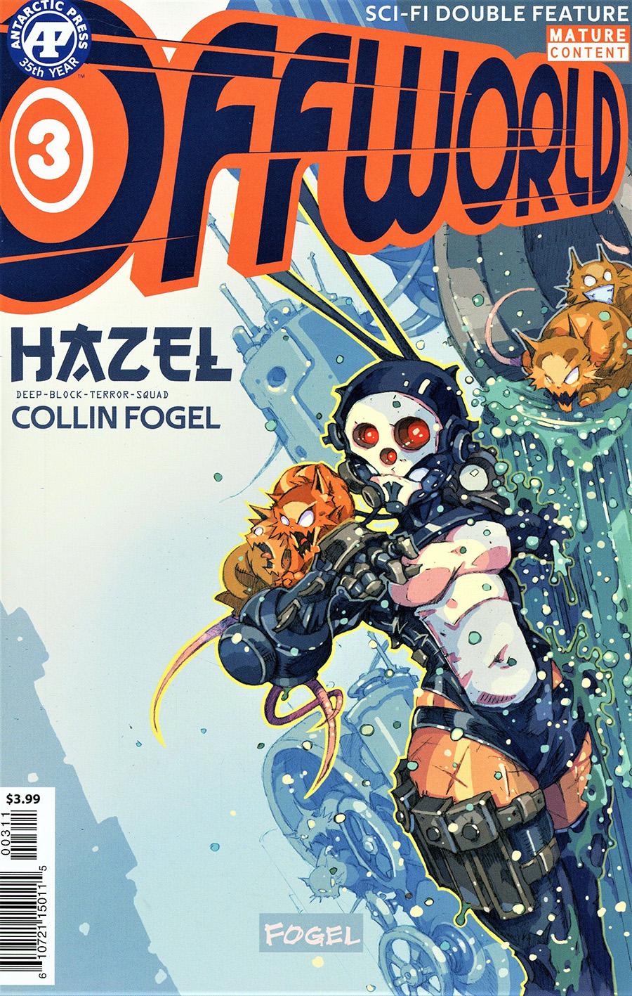 Offworld Sci-Fi Double Feature #3