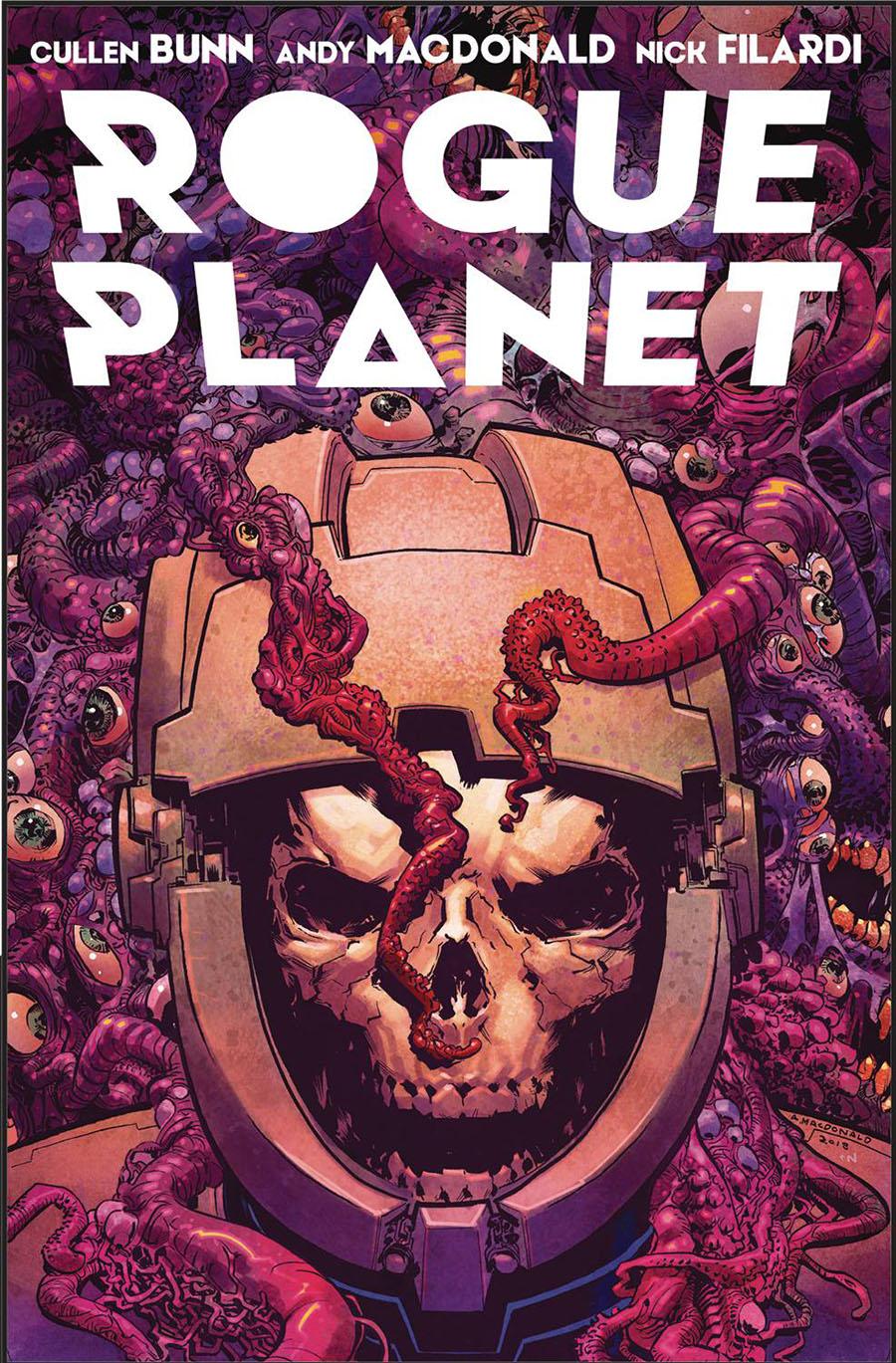 Rogue Planet #1 Cover A Regular Andy MacDonald Cover