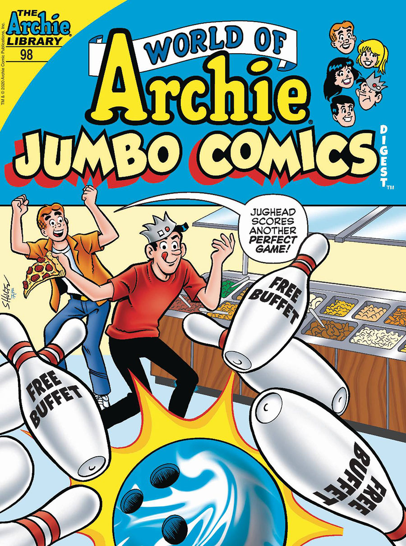 World Of Archie Jumbo Comics Digest #98