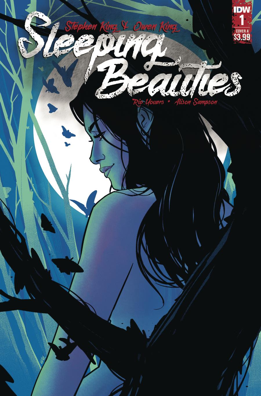 Sleeping Beauties #1 Cover A Regular Annie Wu Cover