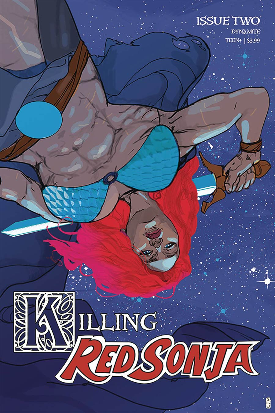 Killing Red Sonja #2 Cover A Regular Christian Ward Cover