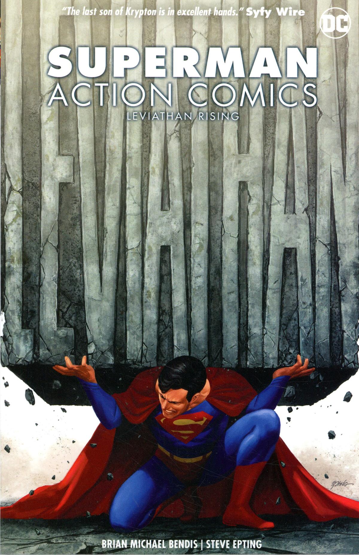 Superman Action Comics (2018) Vol 2 Leviathan Rising TP