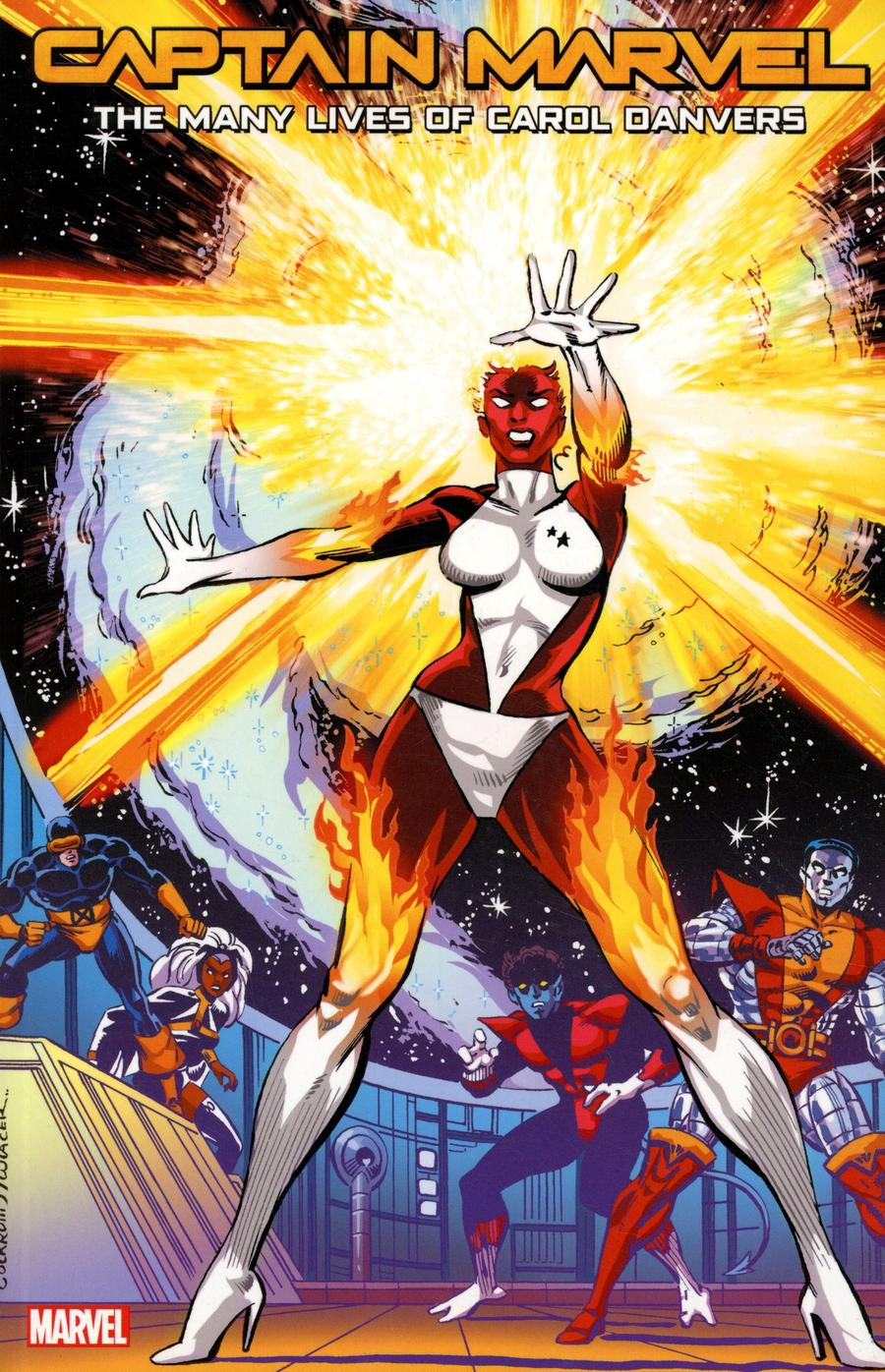 Captain Marvel Many Lives Of Carol Danvers TP