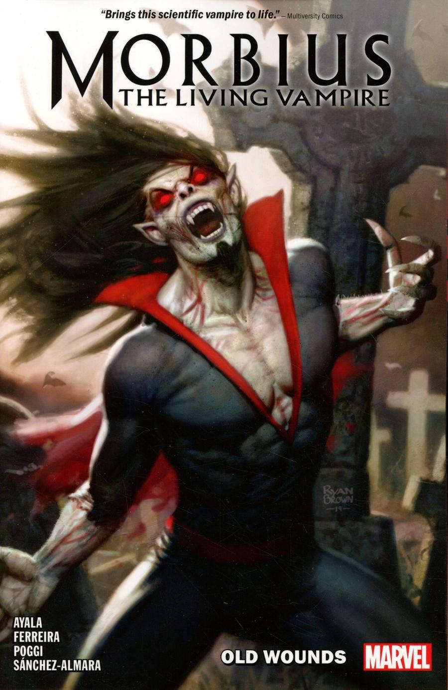 Morbius Vol 1 TP