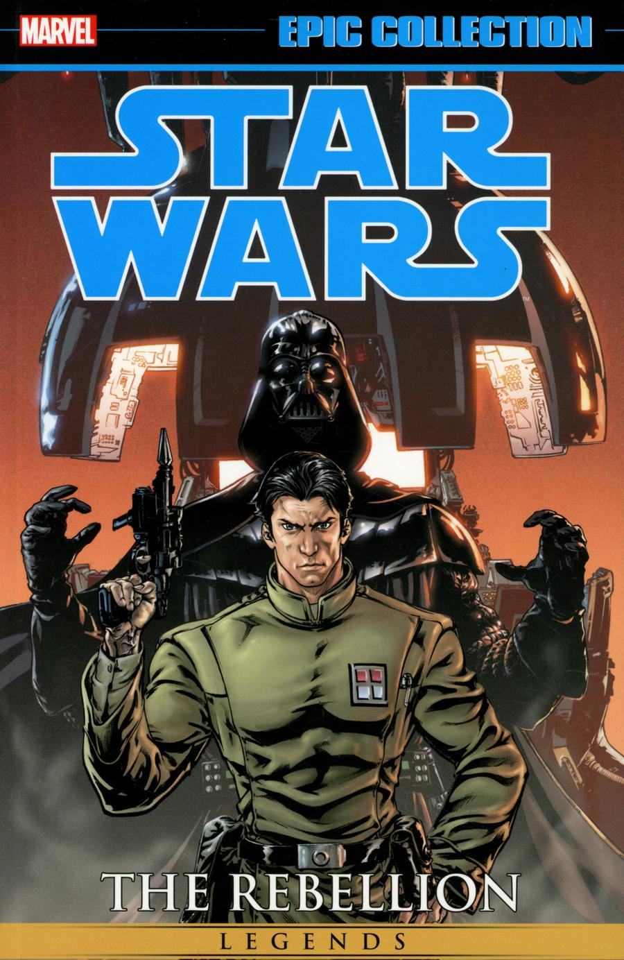 Star Wars Legends Epic Collection Rebellion Vol 4 TP