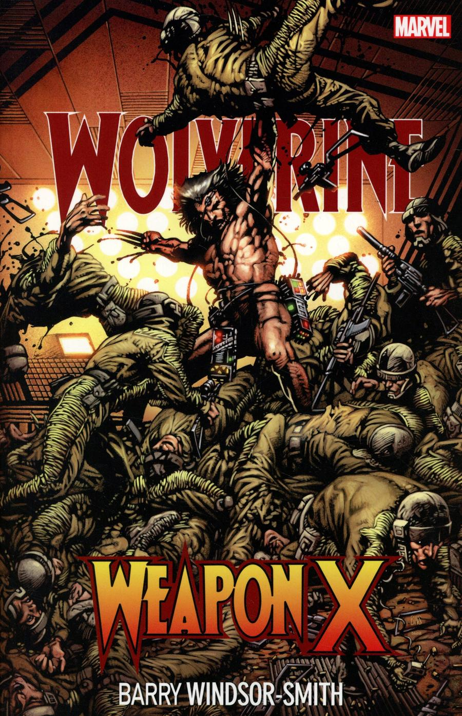 Wolverine Weapon X TP New Printing (2020 Edition)